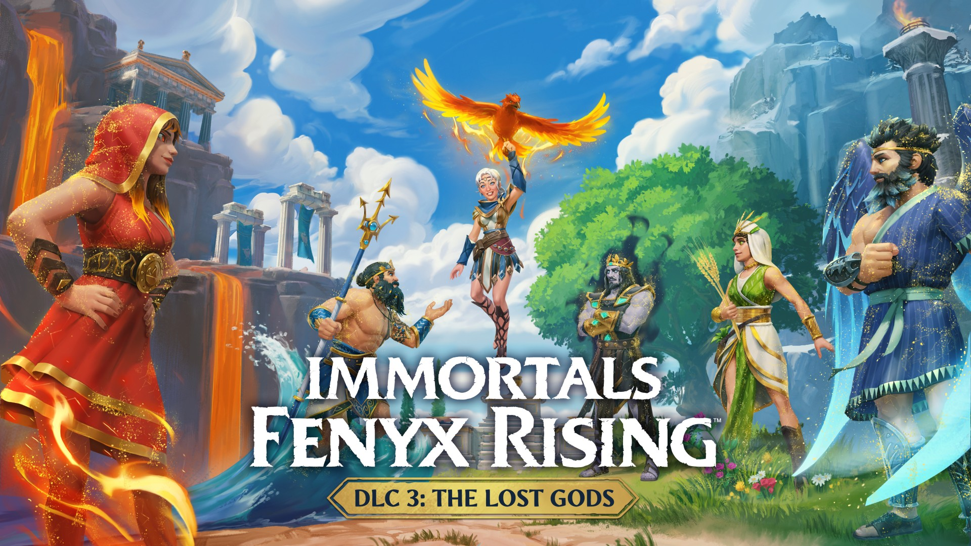 Video For Pummel Monsters Brawler-Style in Immortals Fenyx Rising – The Lost Gods