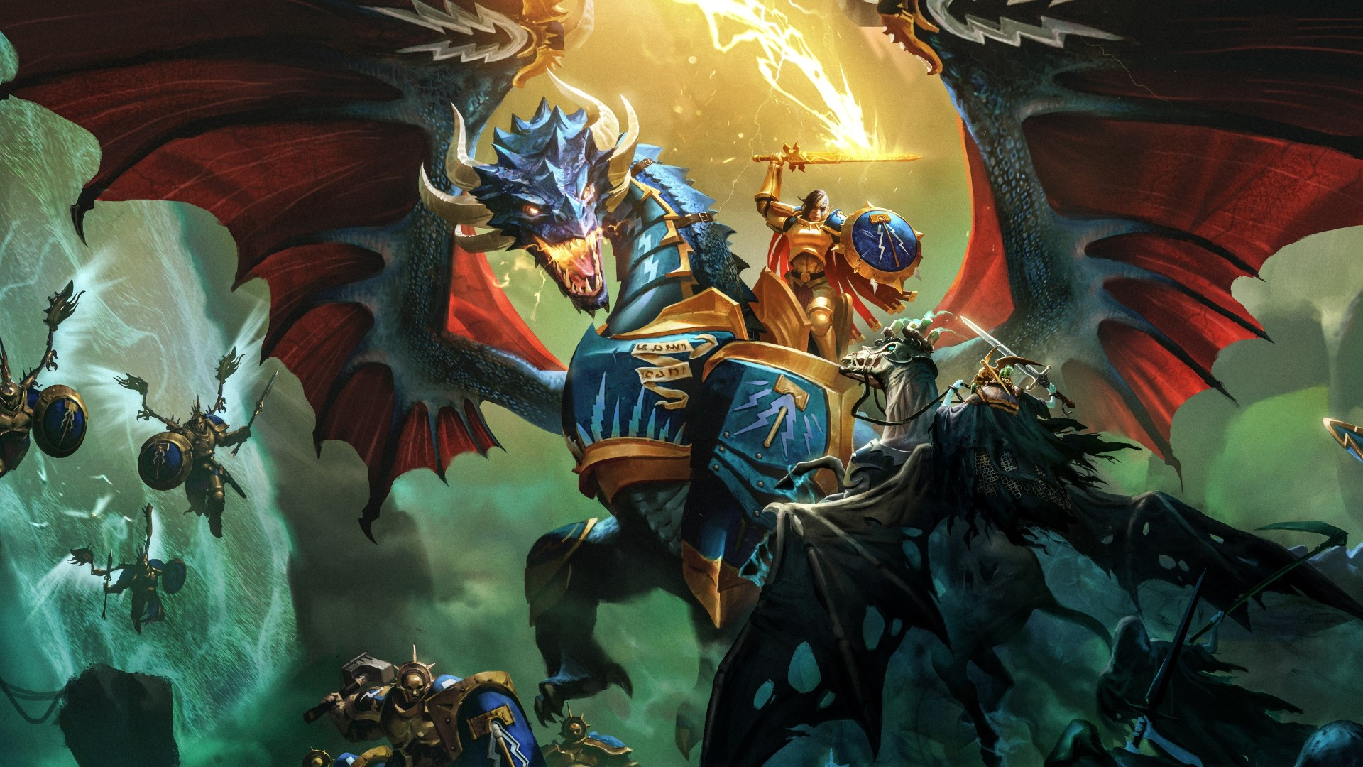 Video For Devise Powerful Strategies with Age of Sigmar: Storm Ground's Hundreds of Unlockable Cards