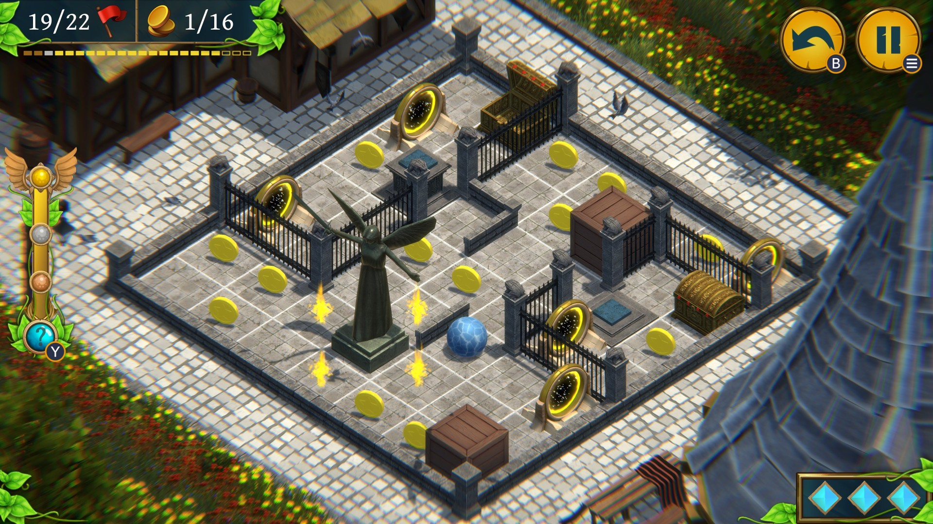 Long Ago: A Puzzle Tale – May 28