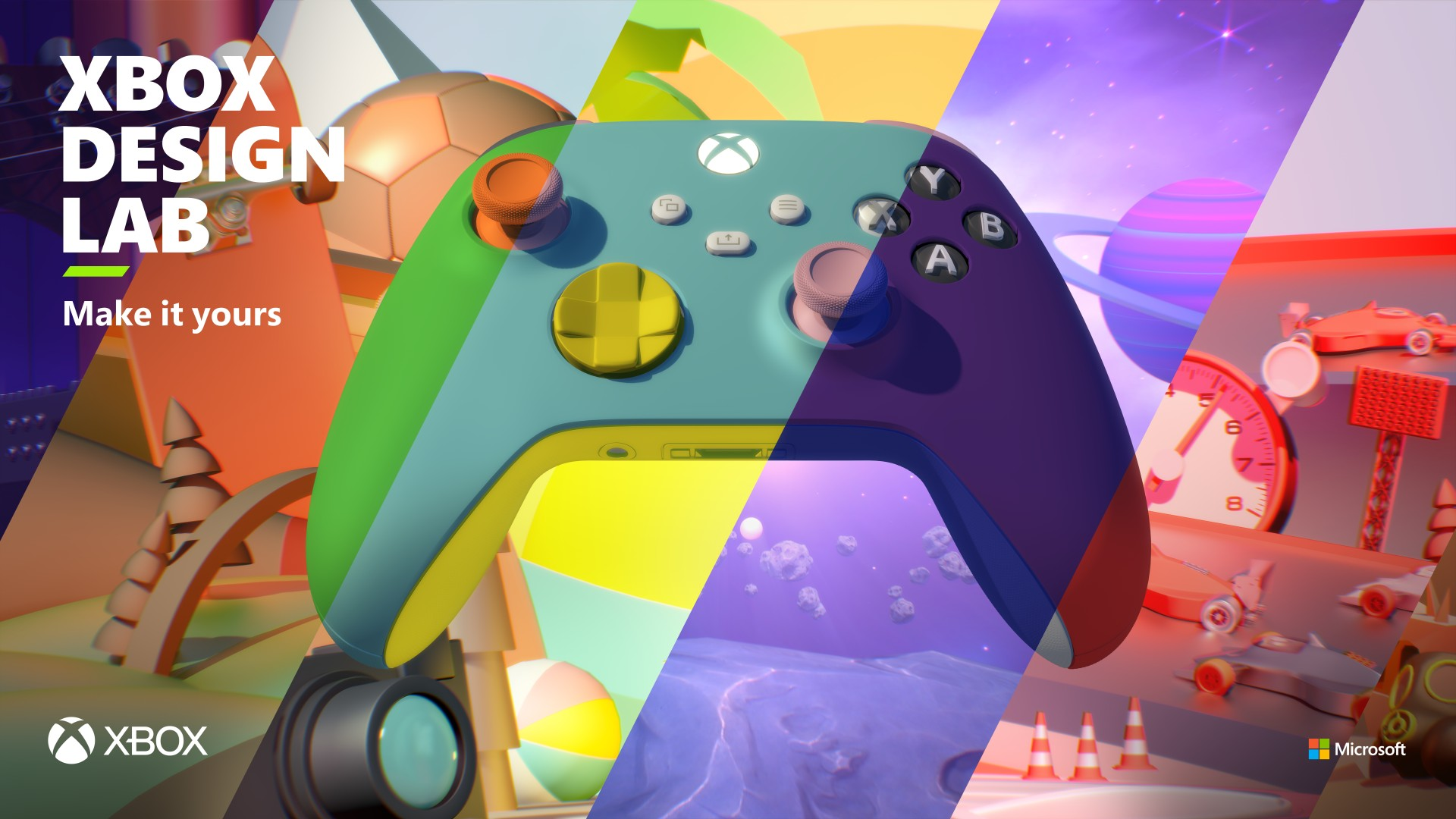 Xbox Design Lab is Back! Personalize Your Next-Gen Controller and Make It Yours