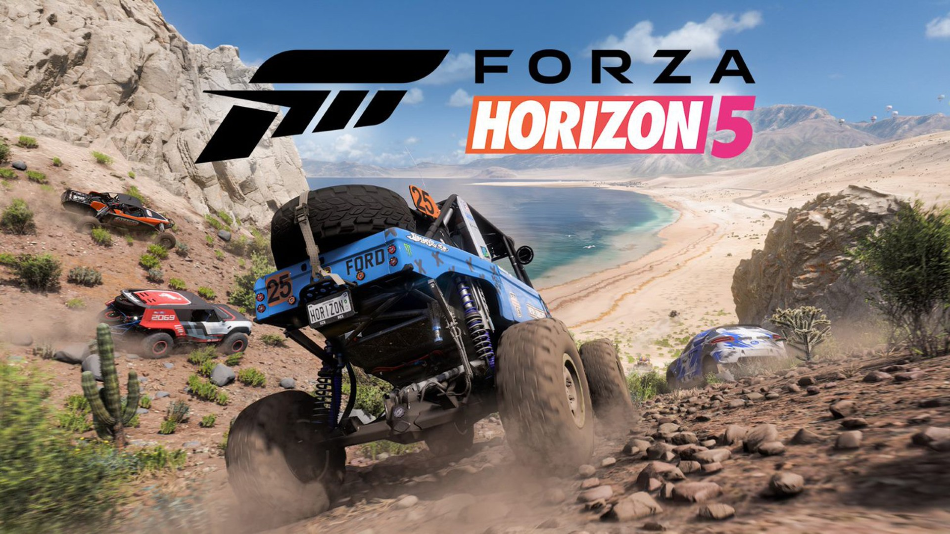 Video For Immerse Yourself in Mexico in Forza Horizon 5 and Experience Our Largest, Most Diverse Open World Ever
