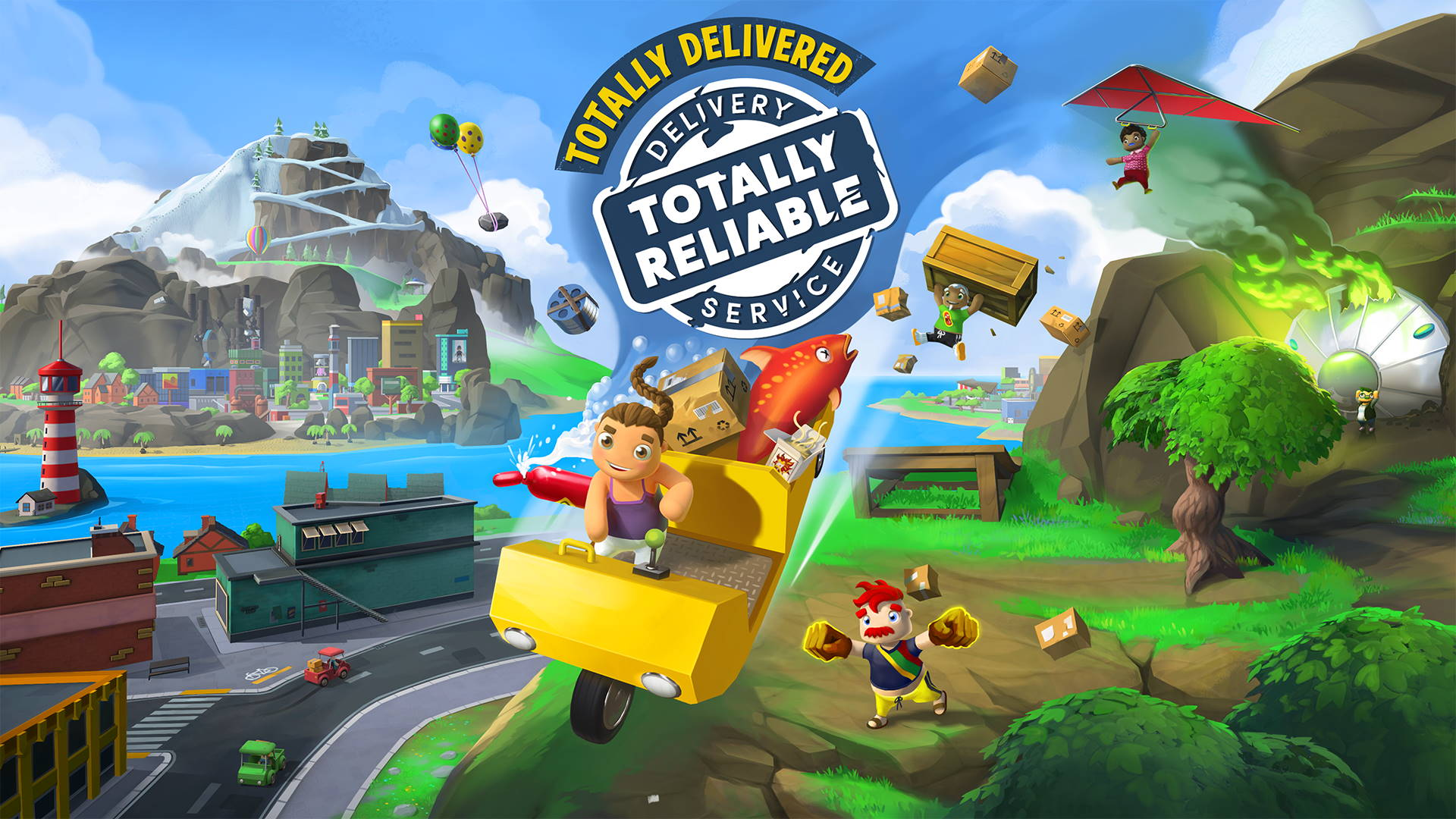Totally Reliable Delivery Service Beta