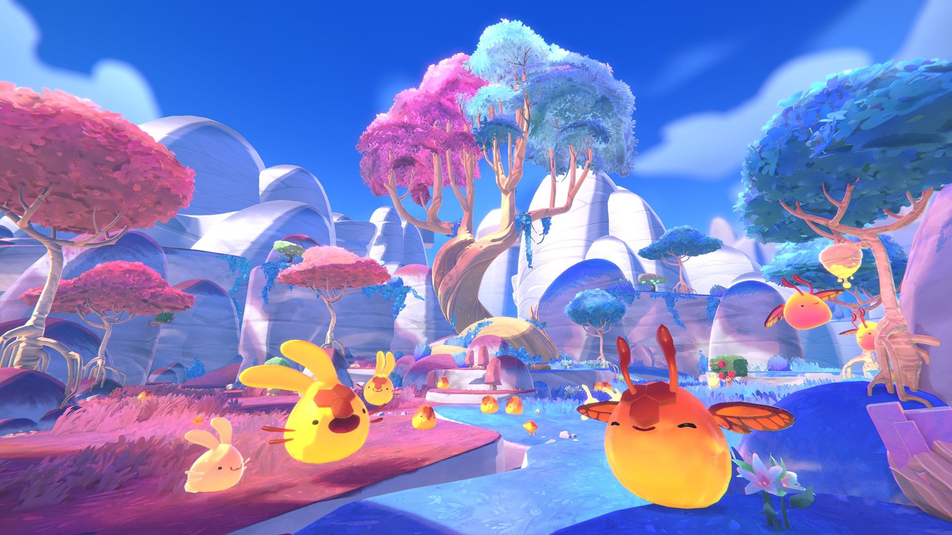 Video For Slime Rancher 2 Returns for a Wiggly New Adventure