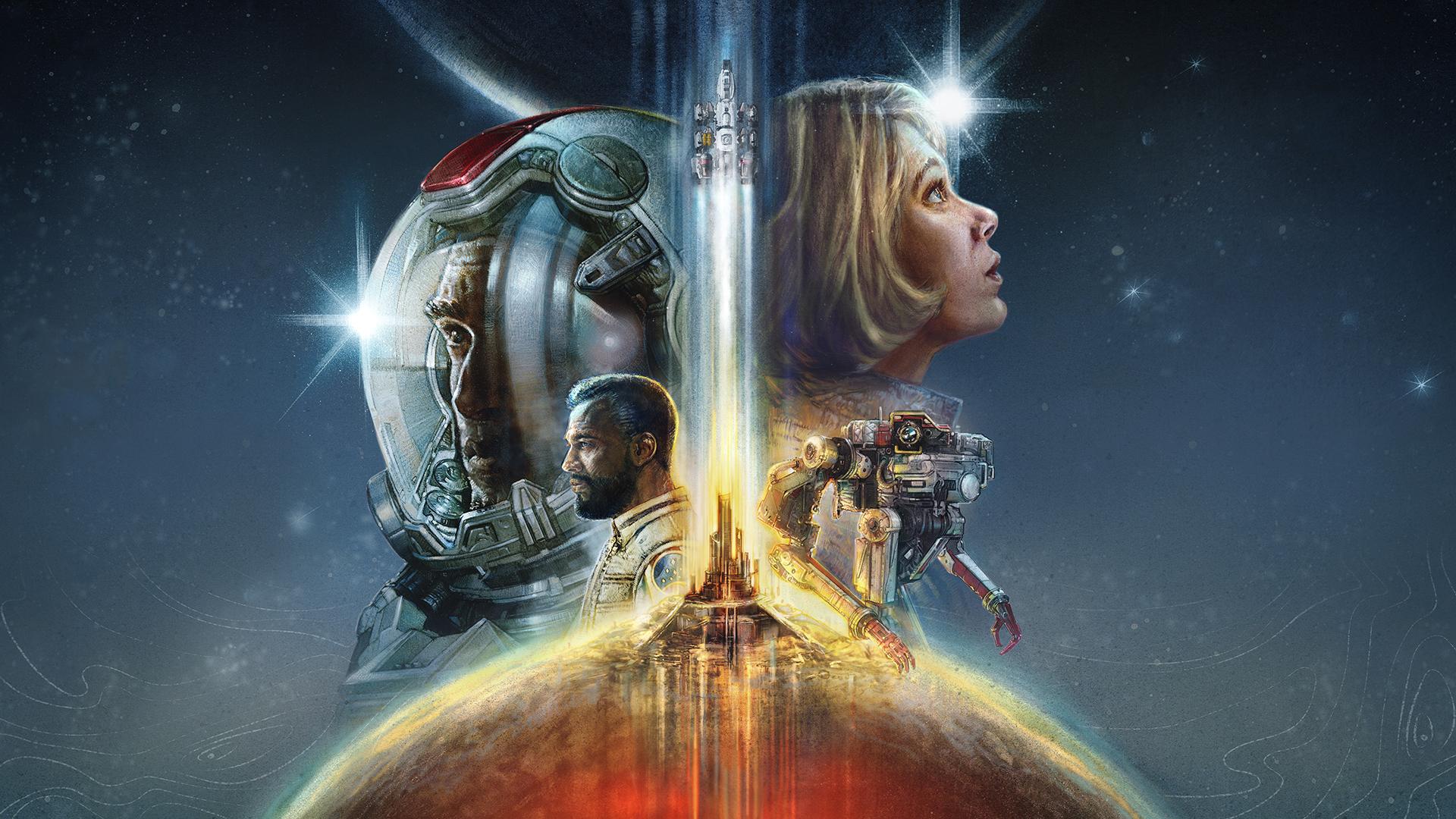 Starfield Coming November 11, 2022 - Xbox Wire