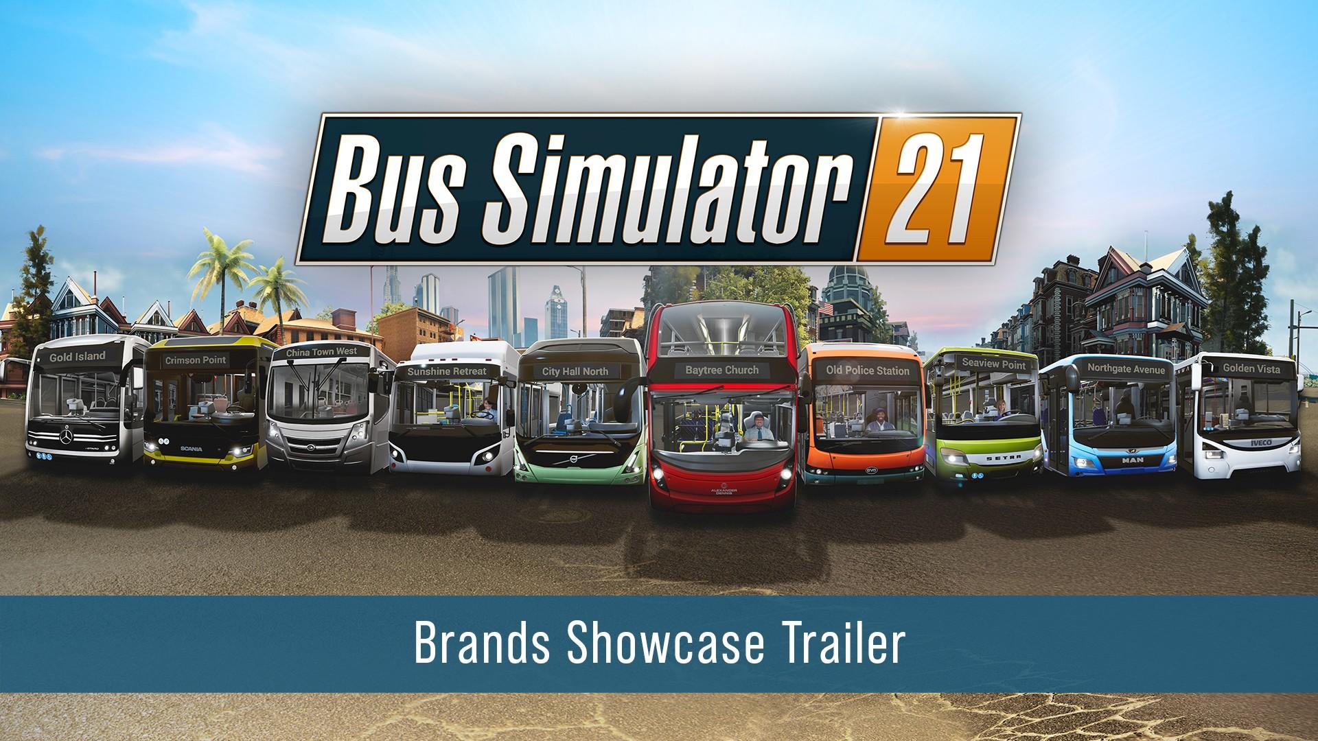 Video For Brand Family in Bus Simulator 21 Revealed