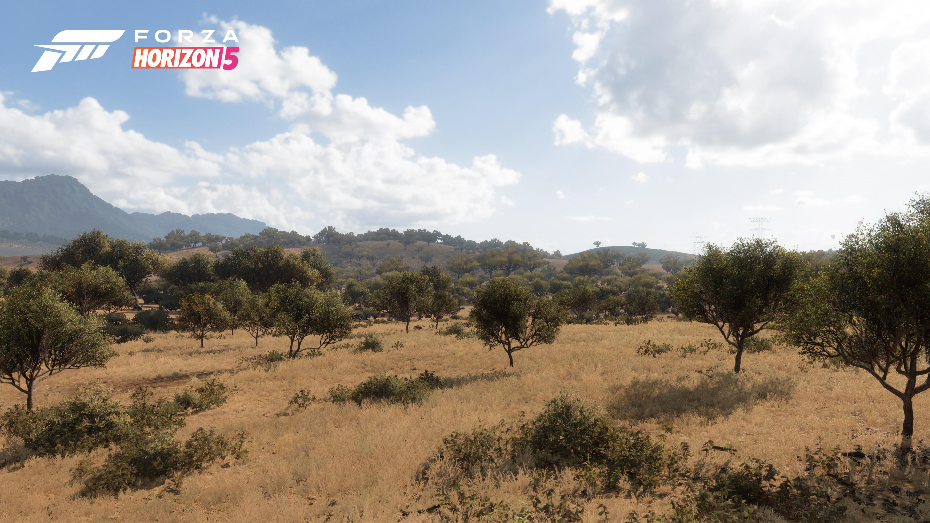 Forza Horizon 5 Biomes and Season