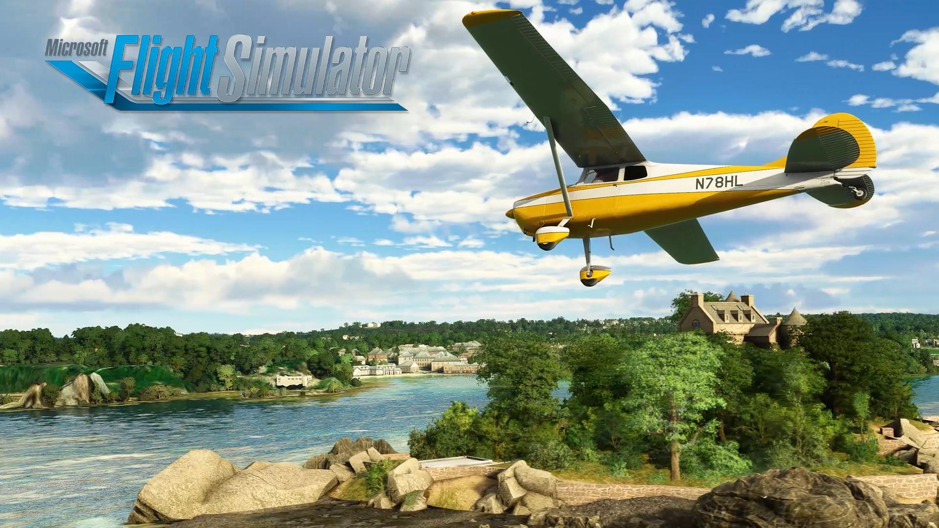 Carenado C170B Available Today on Microsoft Flight Simulator