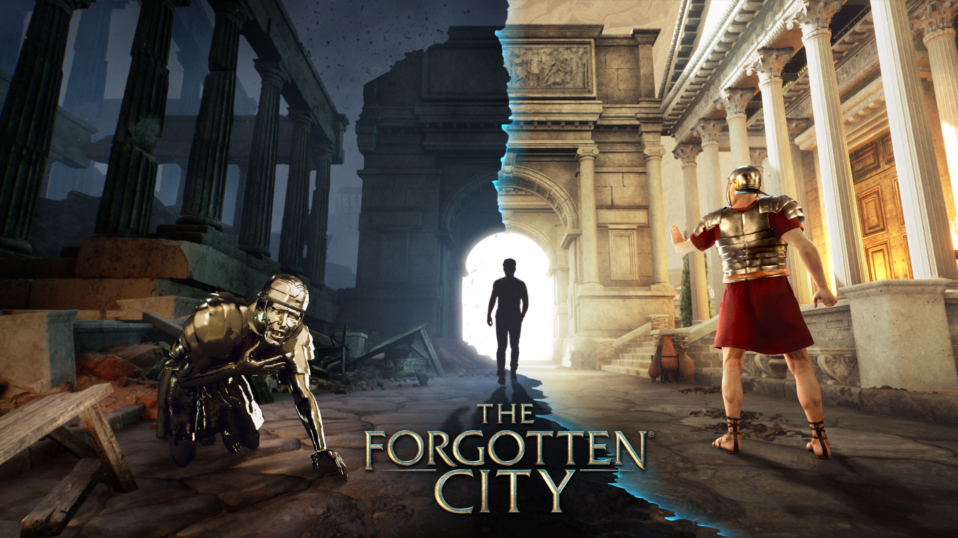 Video For The Forgotten City's Journey From a Mod to a Standalone Game