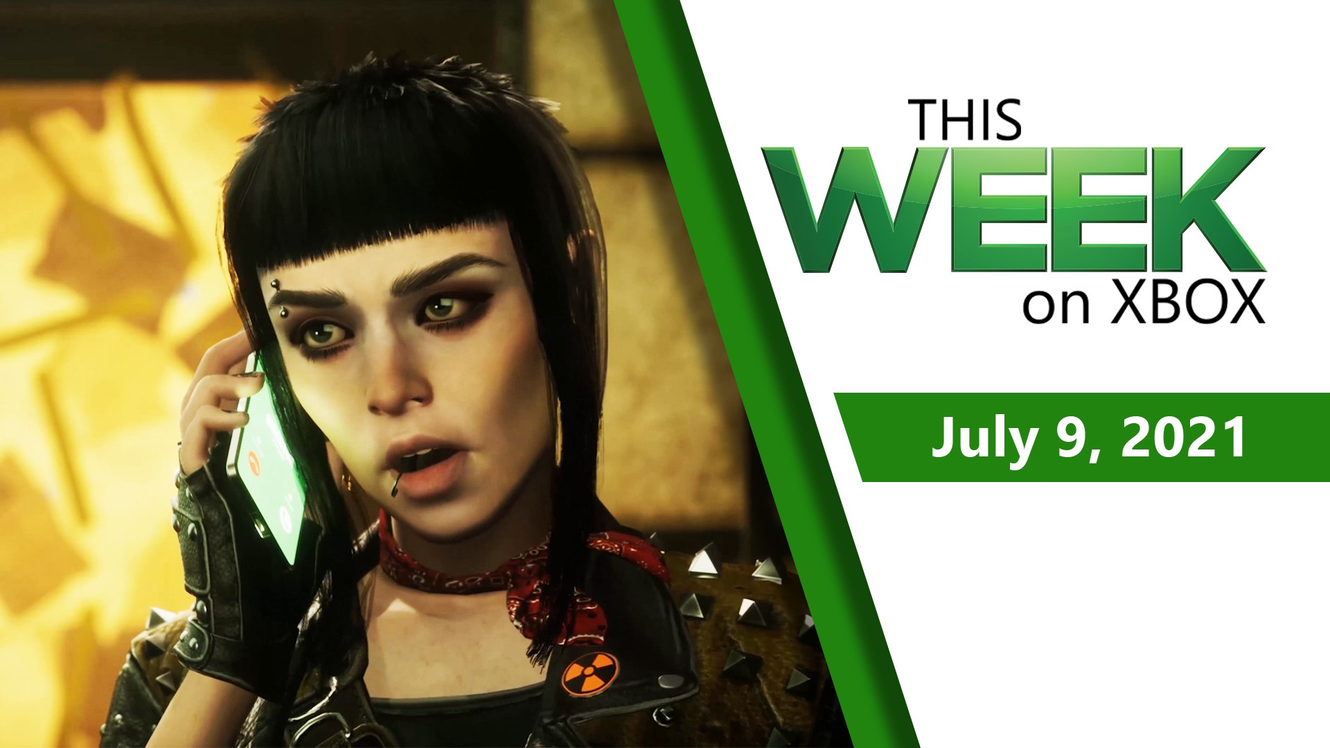 Video For This Week on Xbox: July 9, 2021