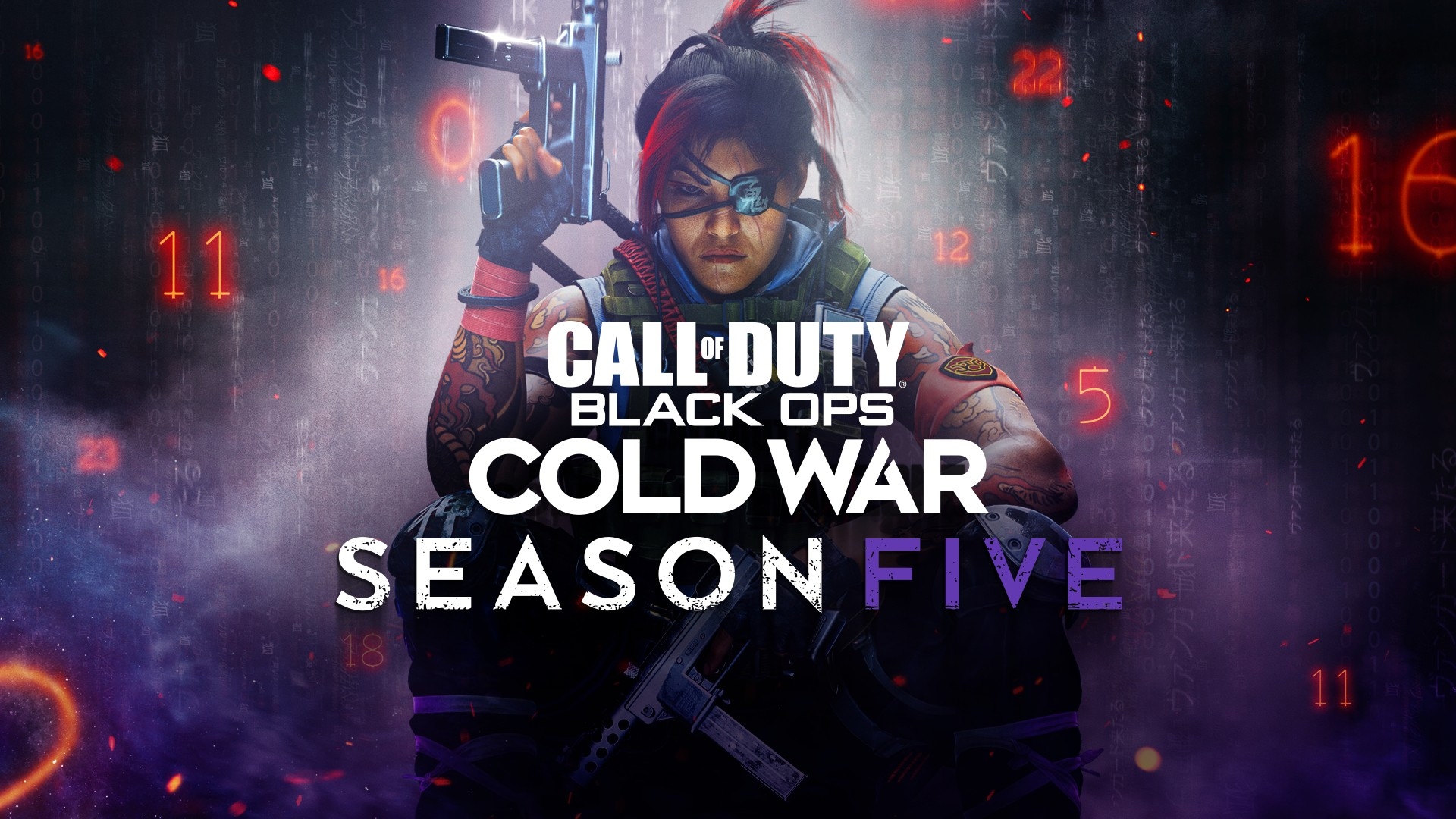 Call of Duty: Black Ops Cold War and Warzone