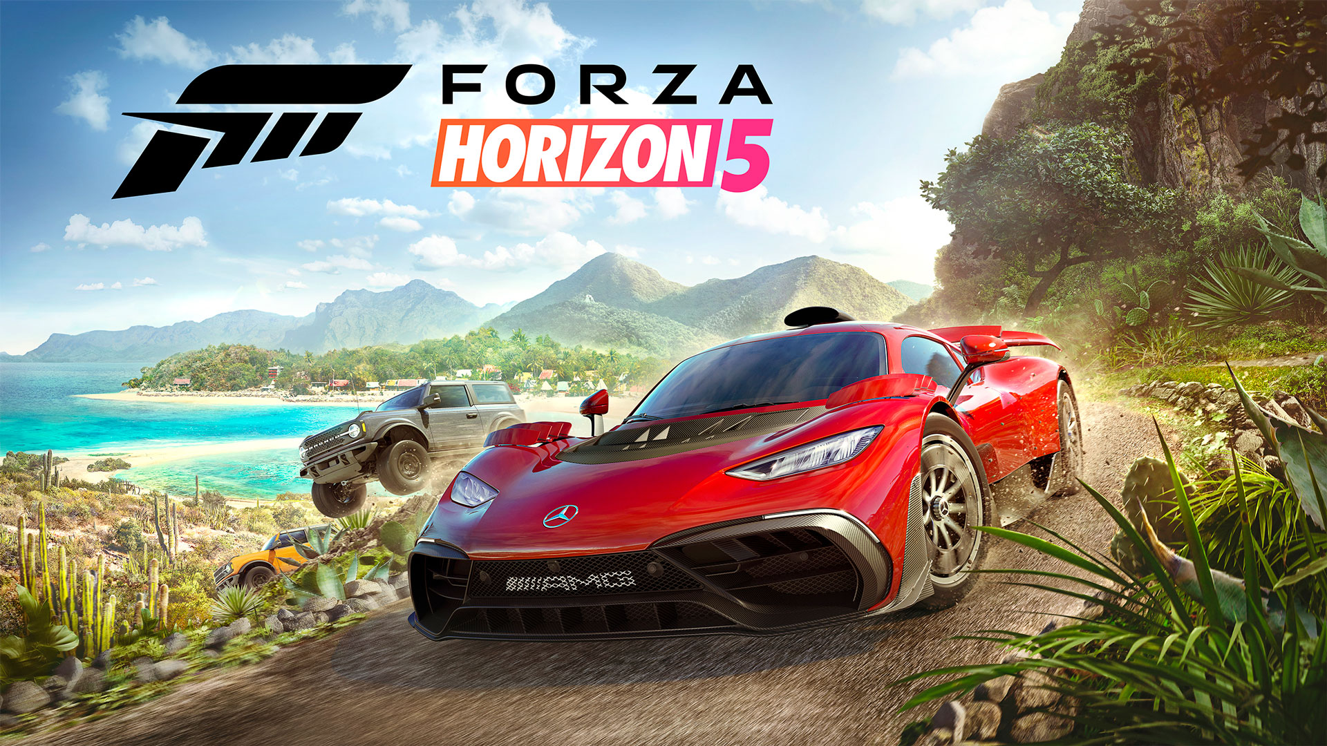 Forza gamescom Inline4 Forza Horizon 5 Unveils New Gameplay and Cover Cars at gamescom 2021