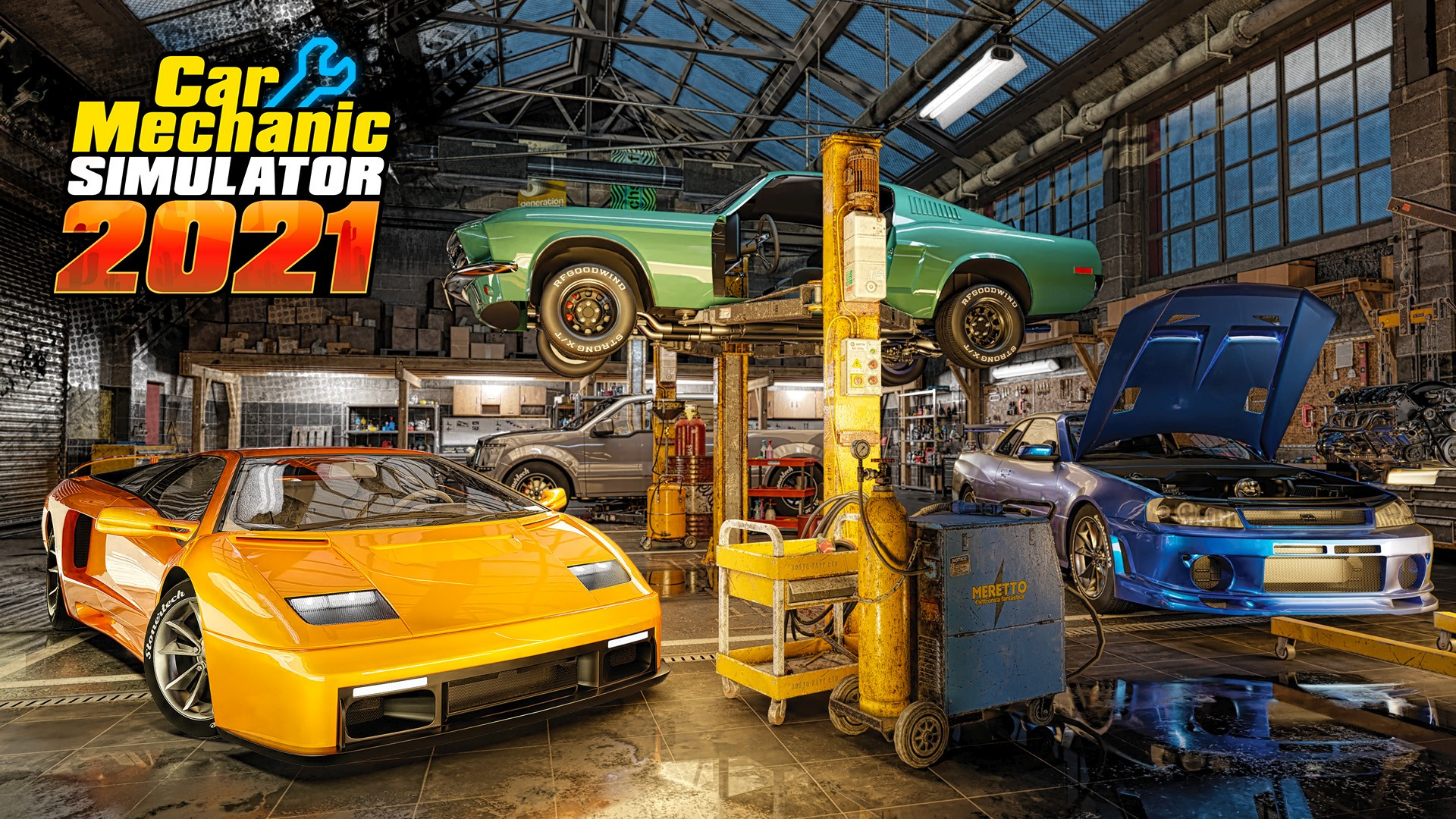 Video For Car Mechanic Simulator 2021 is Available Now for Xbox One and Xbox Series X|S