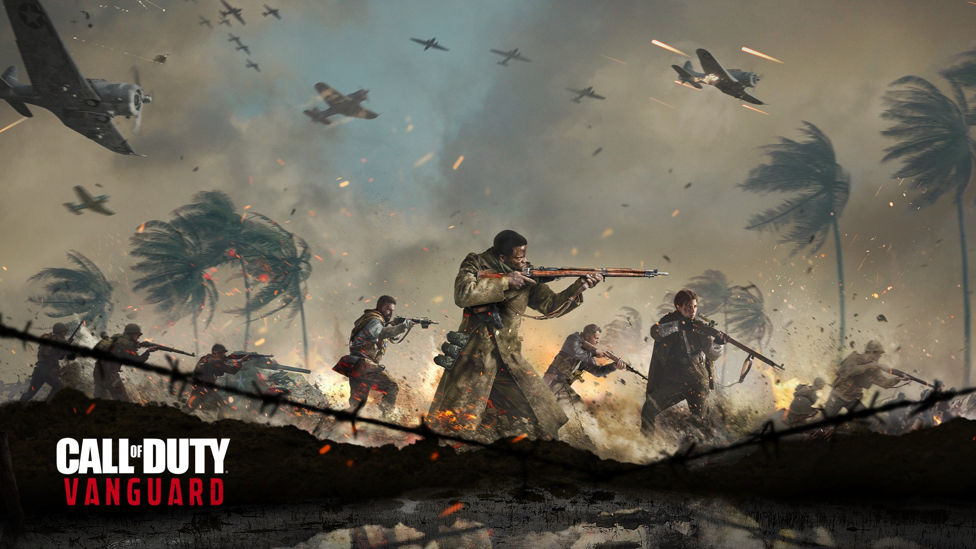 Video For Call of Duty: Vanguard Launches November 5 for Xbox One and Xbox Series X|S