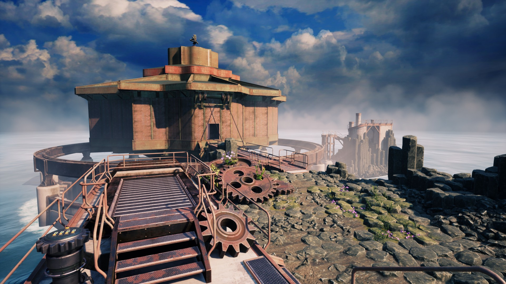 Myst – August 26 – Optimized for Xbox Series X|S ● Xbox Game Pass