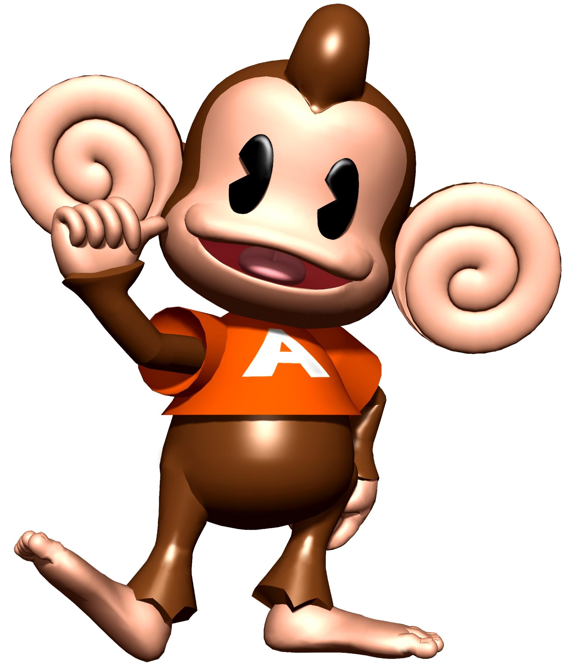 AiAi Original Character Model Image