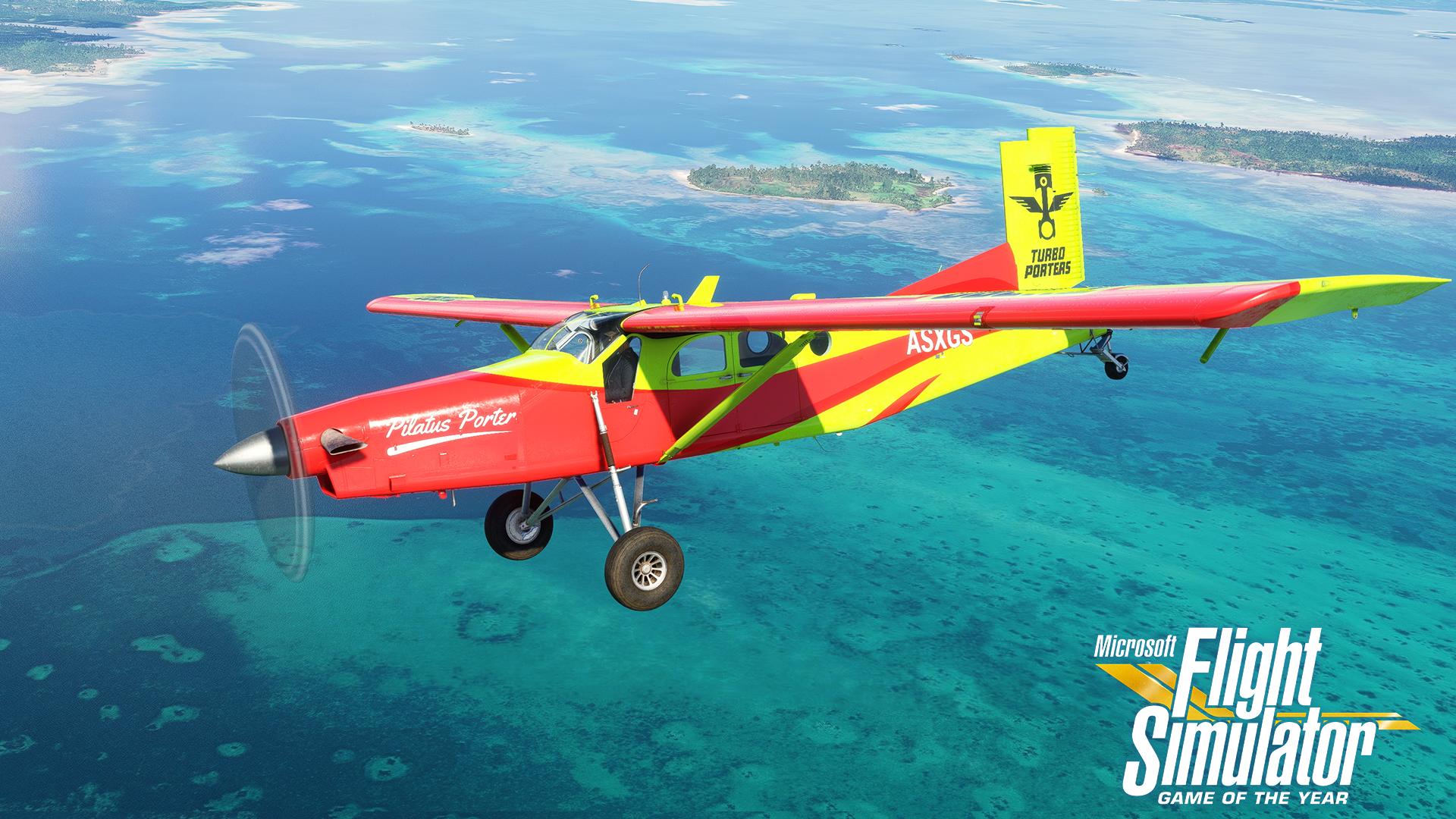 Microsoft Flight Simulator – Game of the Year Edition