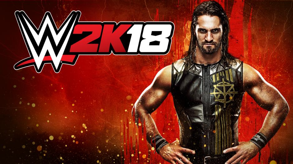 WWE 2K18 Free Weekend Hero Image