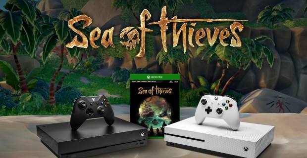 Xbox One X Sea of Thieves Promotion Small Image