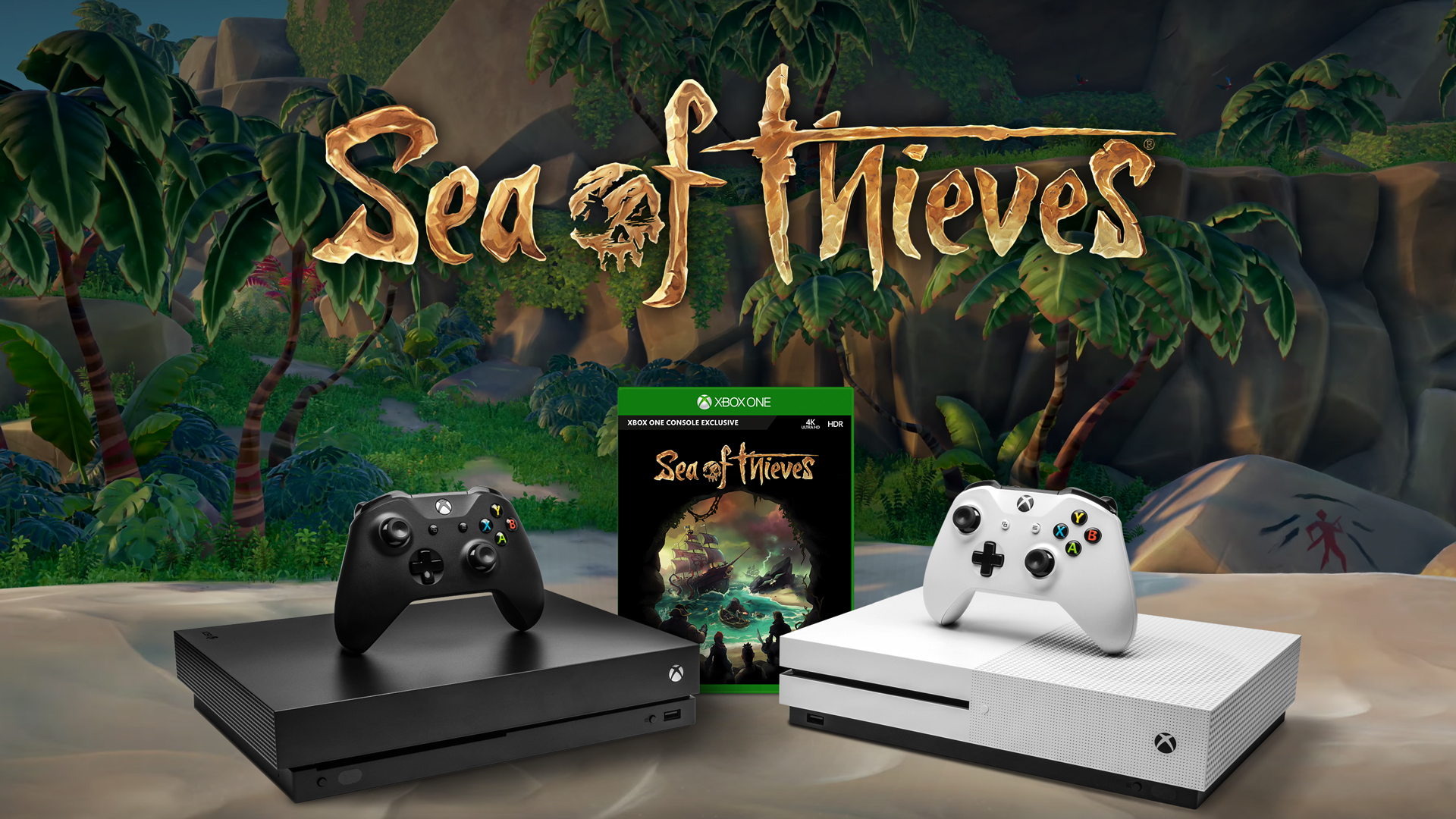 Sea of Thieves Arrives March 20, Pre-orders Available Now
