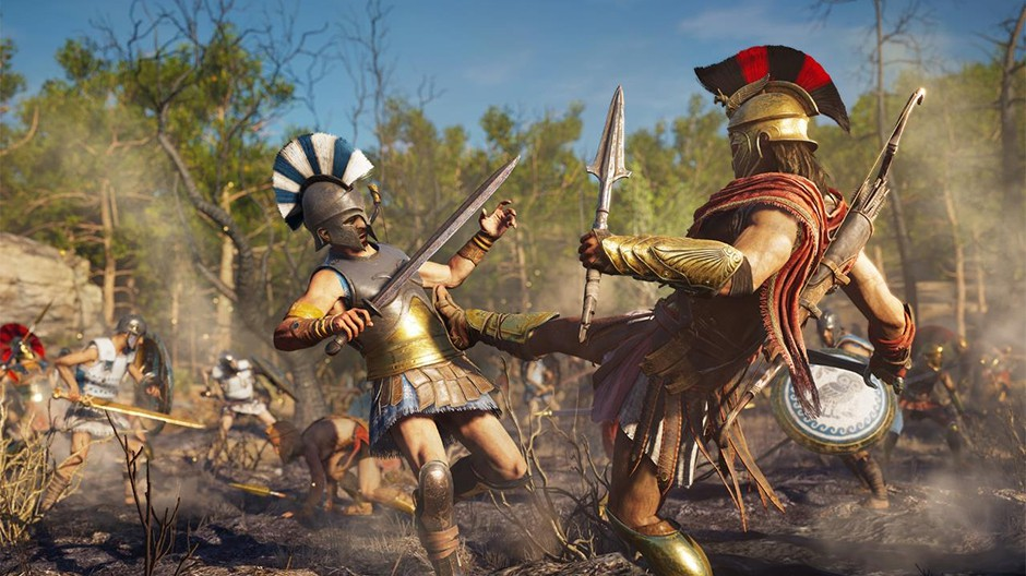 Assassin's Creed Odyssey Hero Image