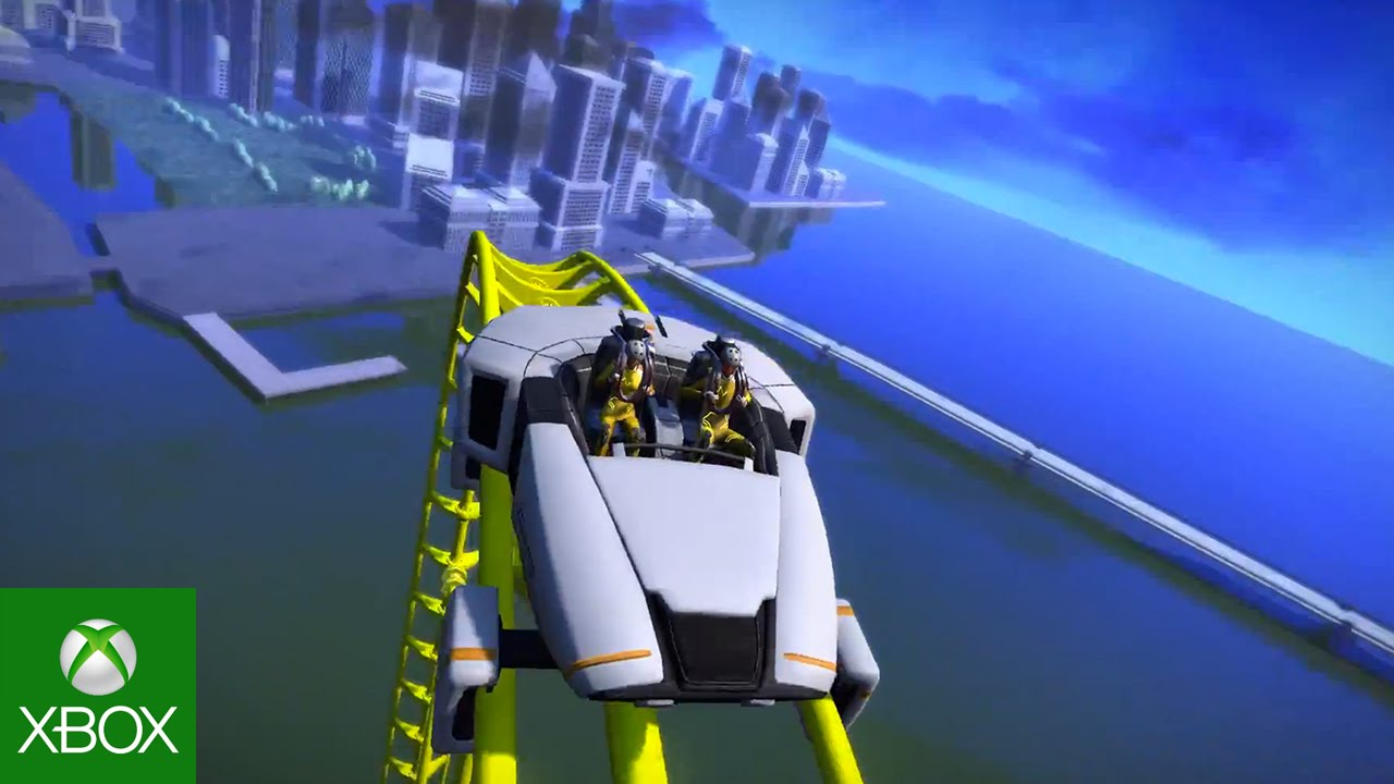 Video For Create, Ride, Destroy, Scream – Here's What to Expect from ScreamRide