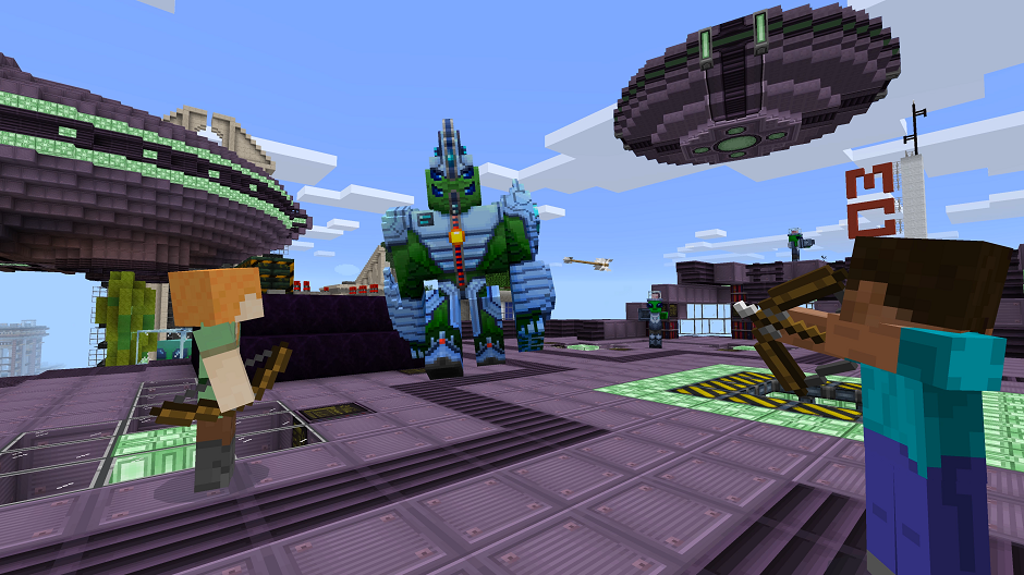 The Boss Update & Add-Ons are Coming to Minecraft on October