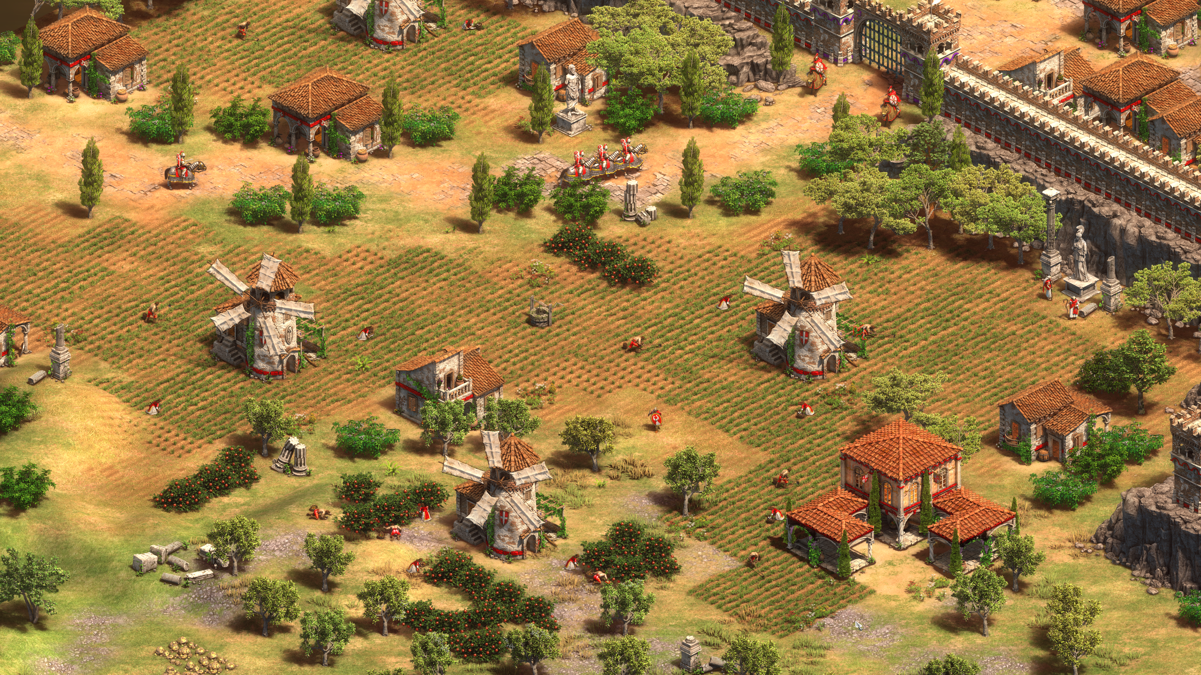 Age of Empires II Byzantines Screenshot