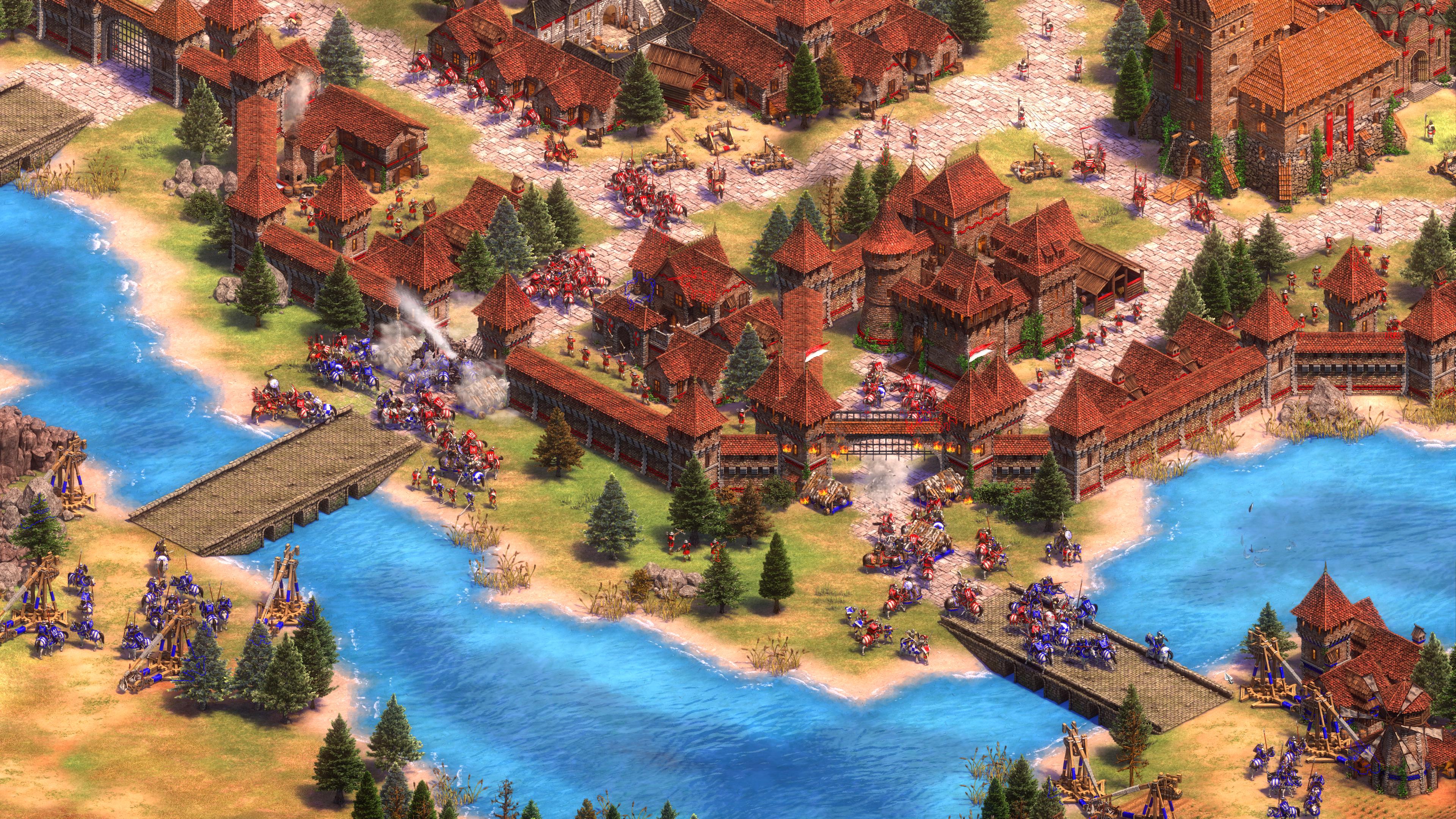Age of Empires II Lithuanians Screenshot