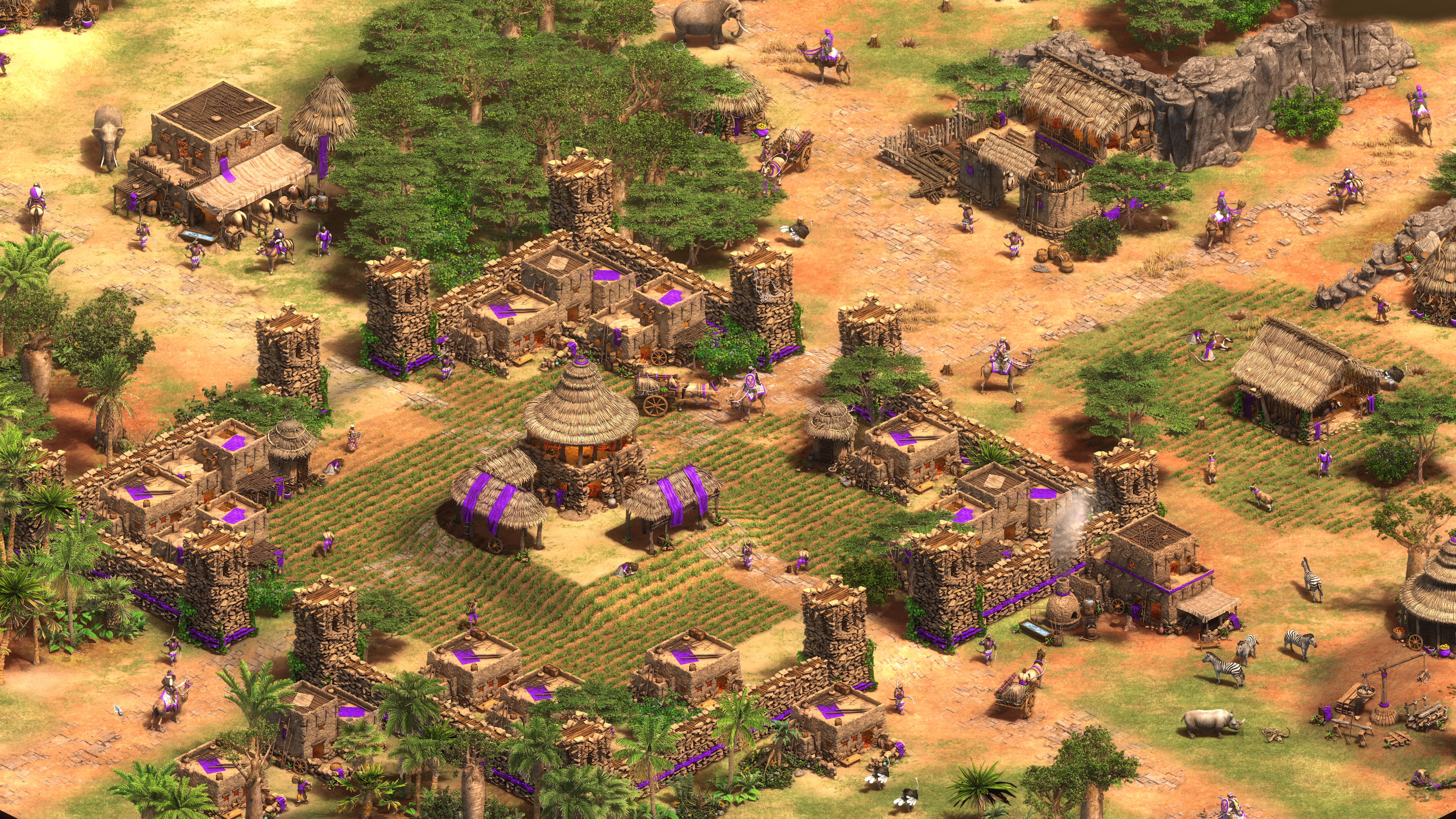 E3 2019: Age of Empires II: Definitive Edition Launching