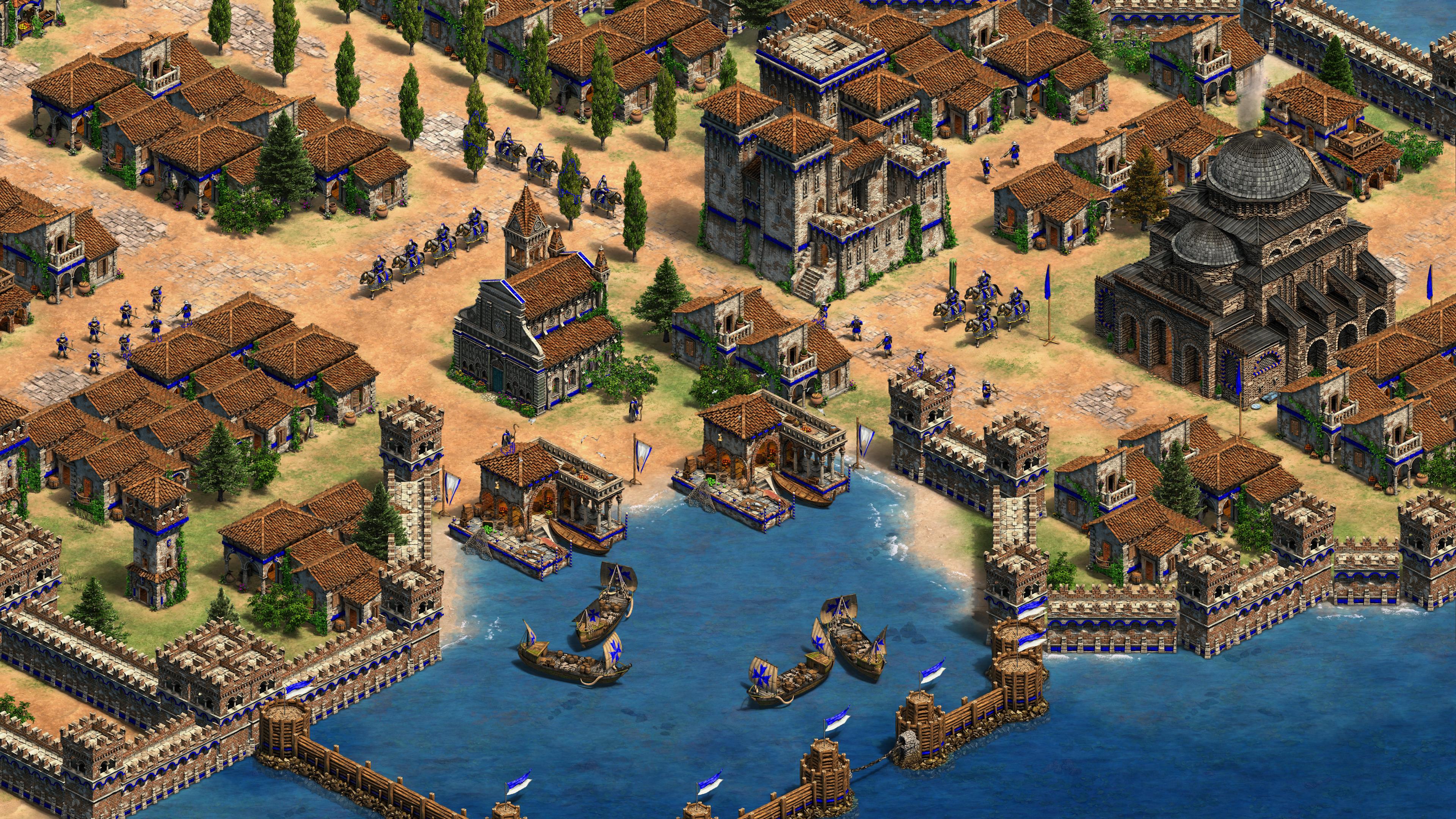 Age of Empires II Atilla Screenshot