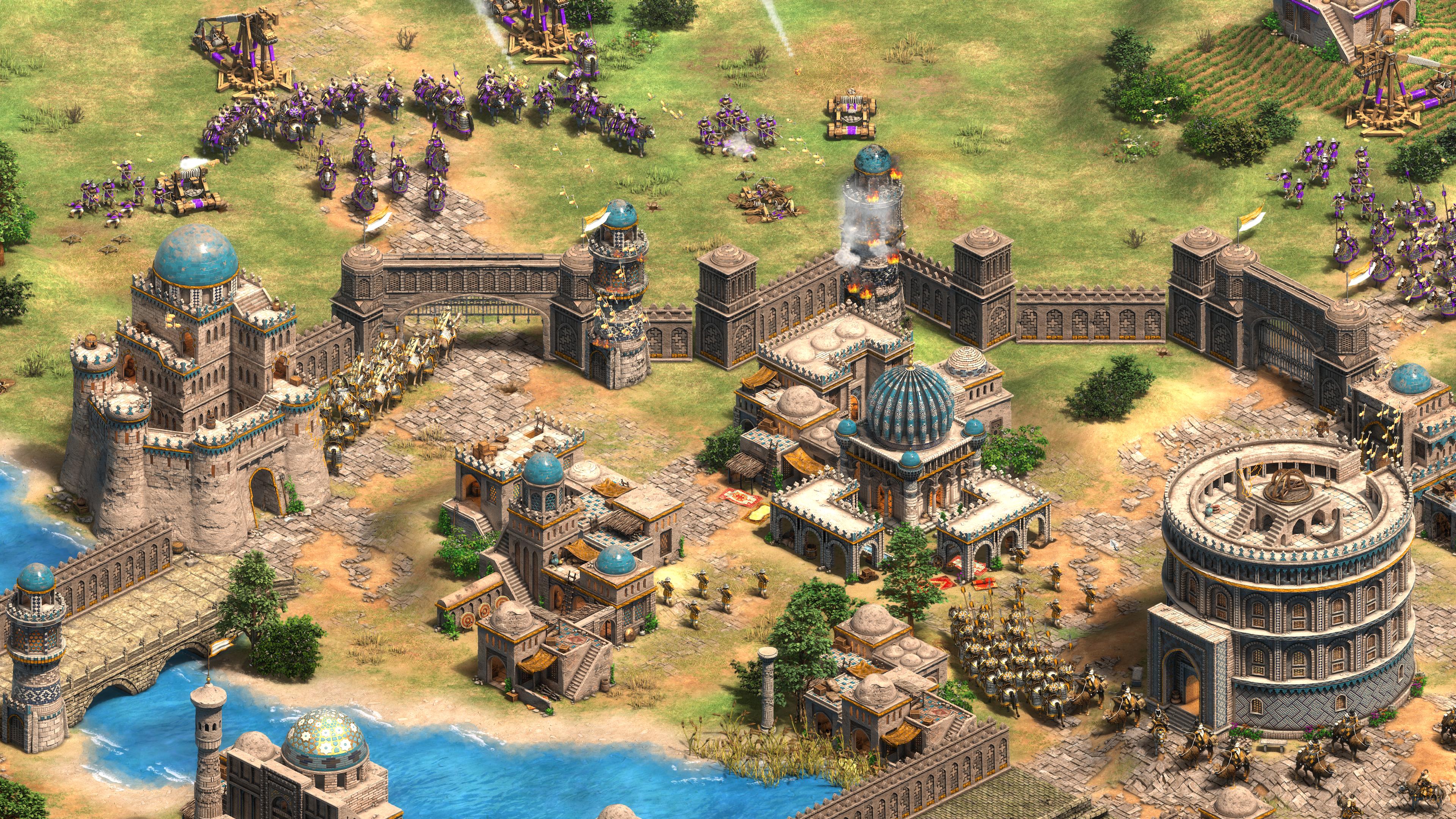 Age of Empires II Tatars Screenshot