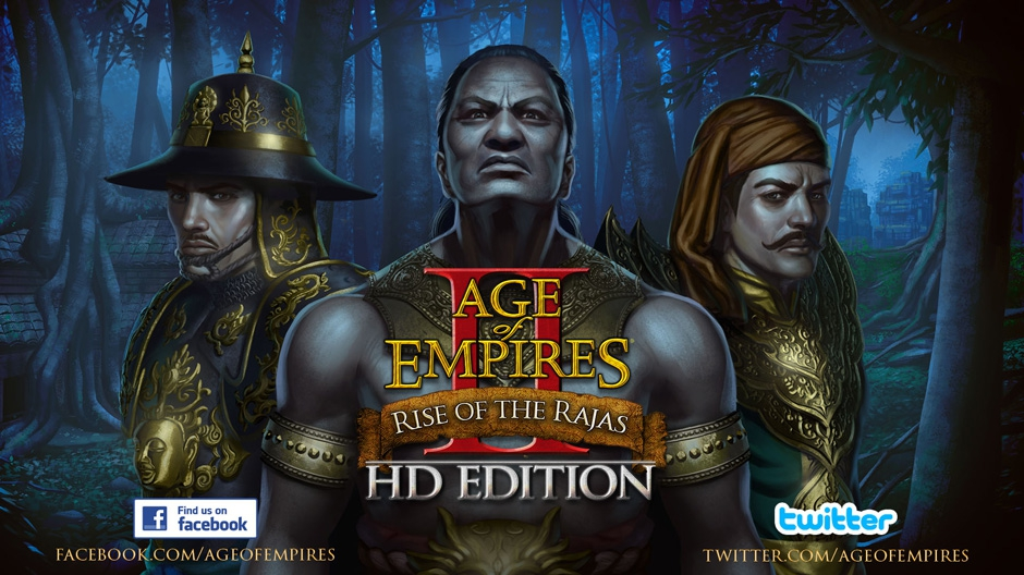 Video For Age of Empires II HD: Rise of the Rajas Launches Today!