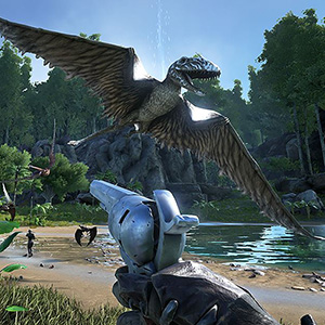 Video For ARK: Survival Evolved Brings Official Mods to Xbox One