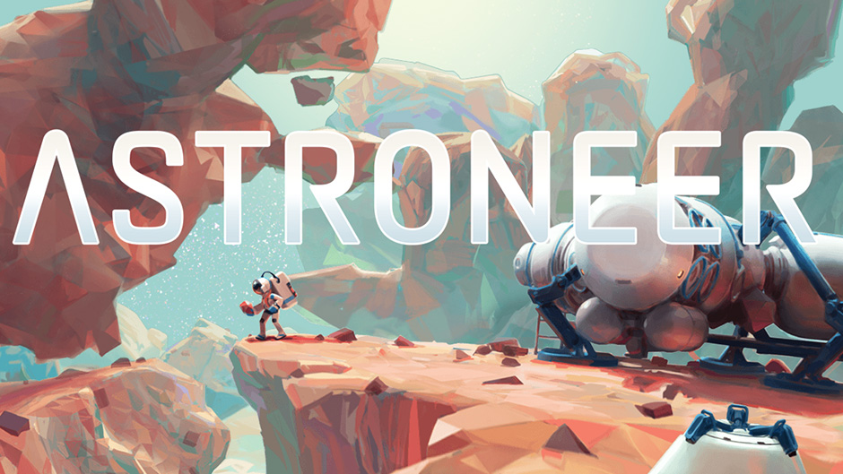 Video For Astroneer Coming to Xbox Game Preview in December