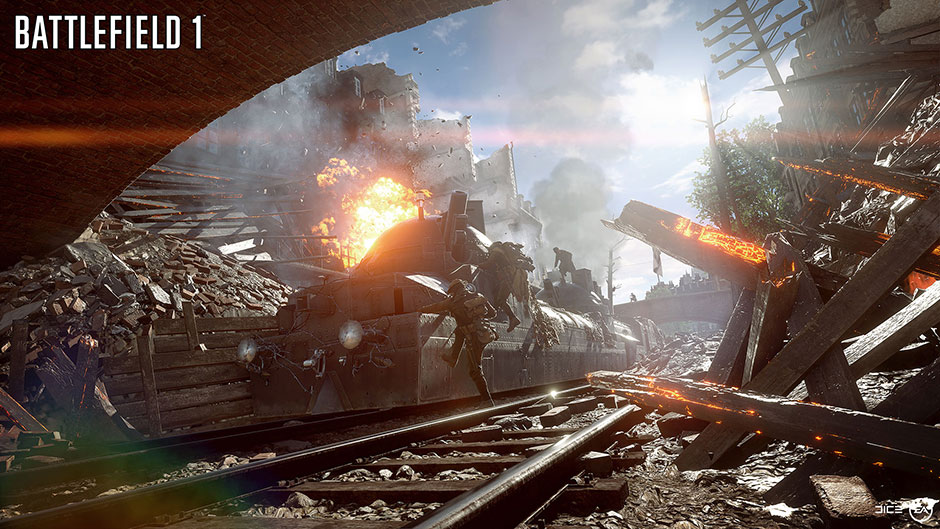 Video For All Is Definitely Not Quiet on the Western Front in Battlefield 1