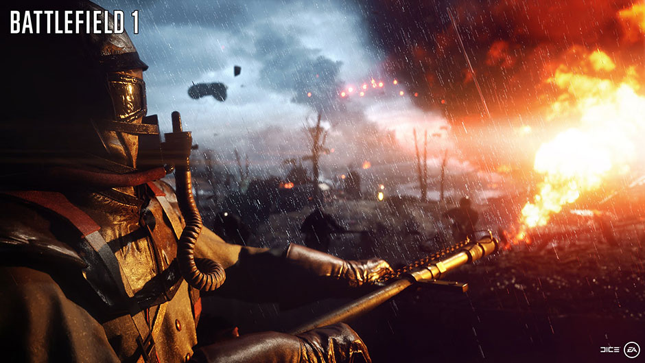 Video For Get Ready for War on an Epic Scale in Battlefield 1