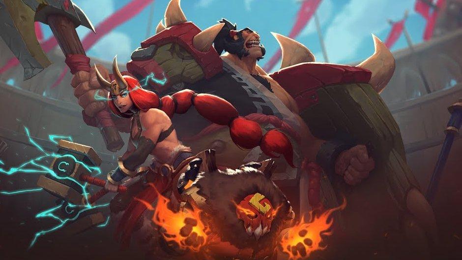 Battlerite Hero Image