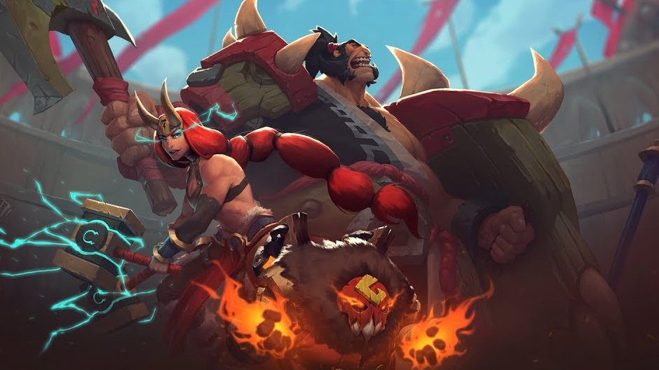 Video For Arena Brawler Battlerite Coming to Xbox One and Windows 10 in 2018