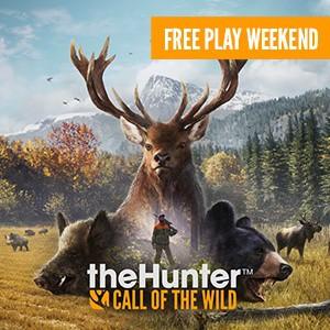 Free Play Days - theHunter