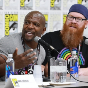 Video For Terry Crews Highlights Explosive Crackdown 3 Panel at San Diego Comic-Con