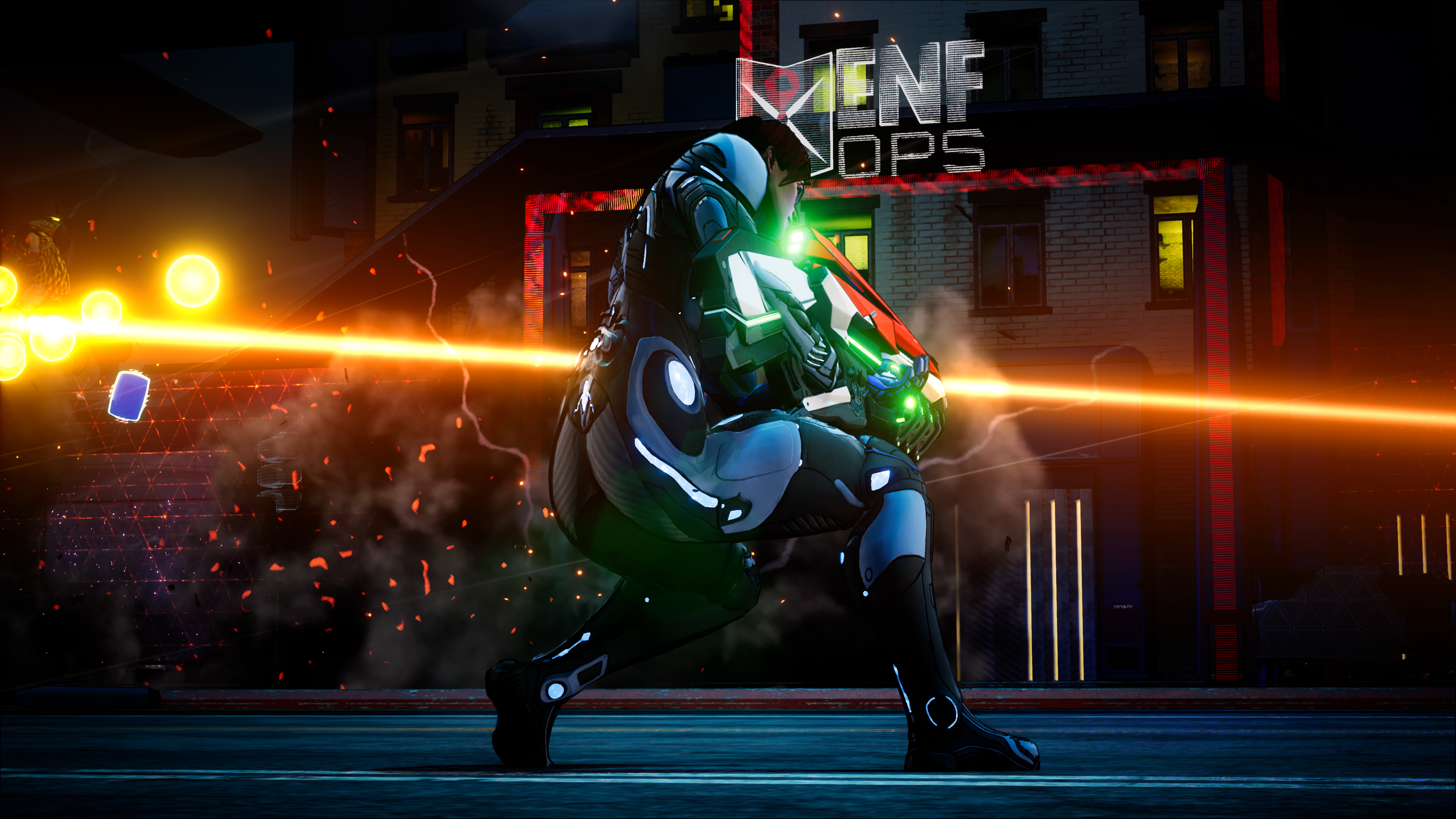 Crackdown 3 Agent Roll
