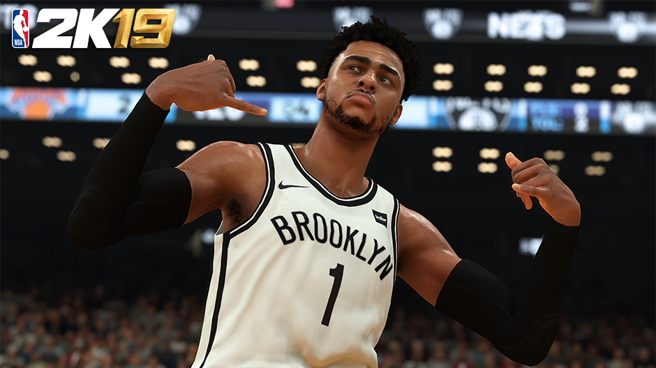 NBA 2K19 Hero Image