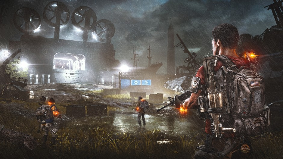 Video forGet Your First Look at The Division 2's Tidal Basin Update