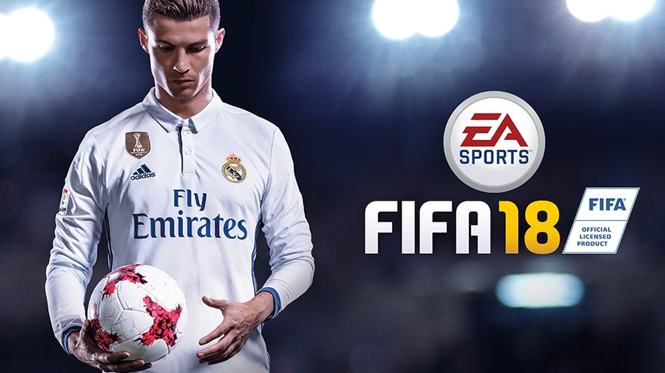 Video For FIFA 18 Fueled by Cristiano Ronaldo, Coming September 29 to Xbox One