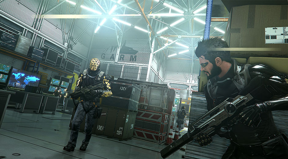 Video For Deus Ex: Mankind Divided Tips Straight from the Dev Team