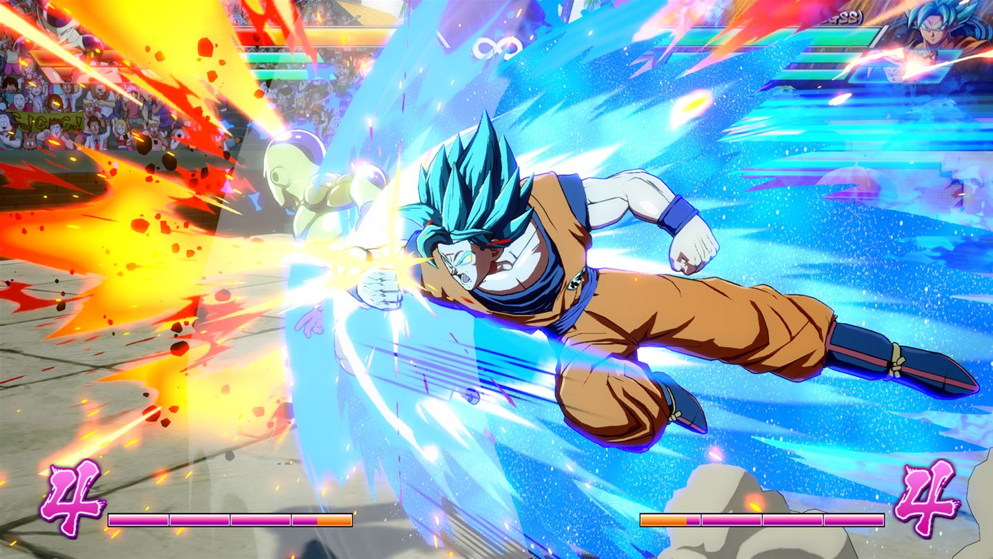 Dragon Ball FighterZ Screenshot