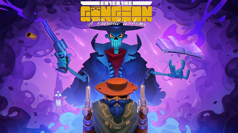 Enter the Gungeon: A Farewell to Arms