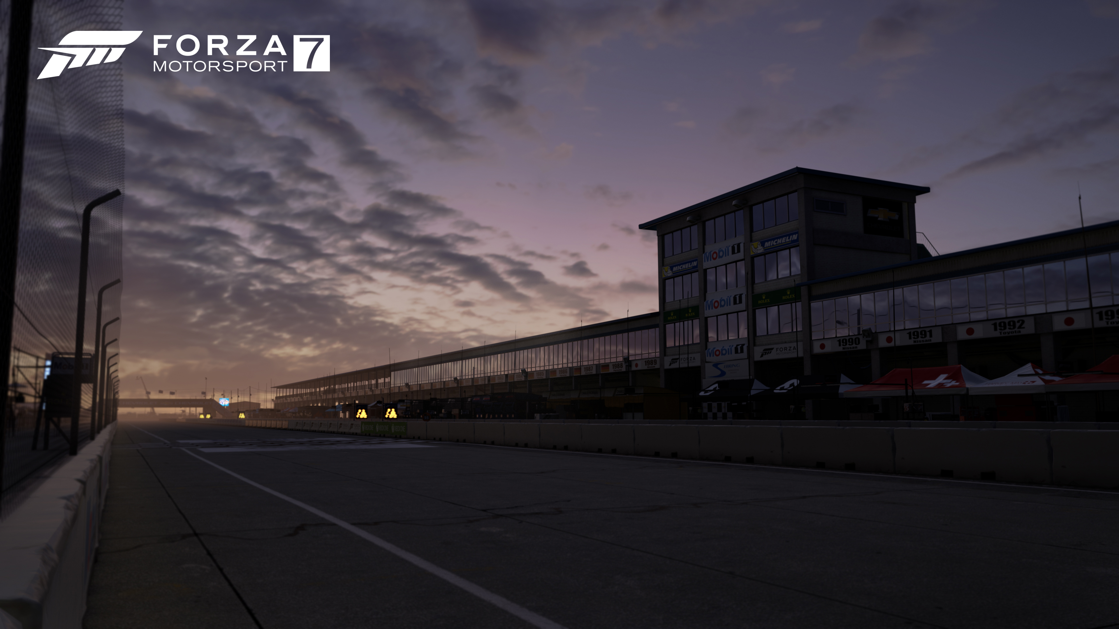 FM7 Track Reveal Sebring International Raceway