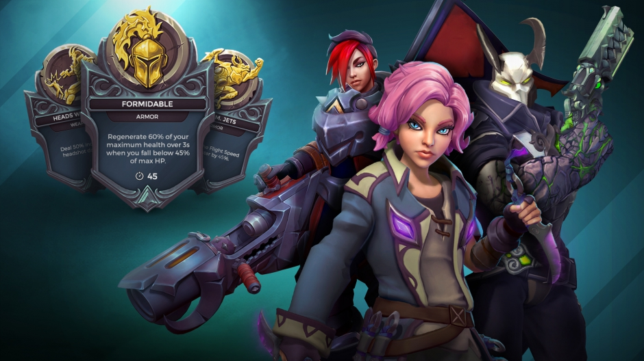 All Paladins Champions and Legendary Cards Free for Xbox