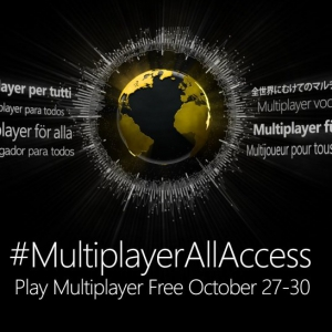 Video For Don't Miss Out on Our Multiplayer All-Access Event on Xbox Live, Now Through October 30